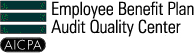 Member of the AICPA Employee Benefit Plan Quality Center